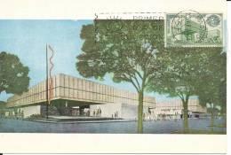 MX012-1 MAXIMUM CARD SPAGNA 1964 - Tarjetas Máxima