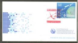 FDC.Conférence De L'Union Internationale Des Télécommunications. - Mexico