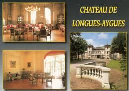 82 - Negrepelisse - Chateau De Longues Aygues - Negrepelisse