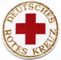 Parche Cruz Roja. República Democrática Alemana. Comunista. Años 48-90. - Escudos En Tela