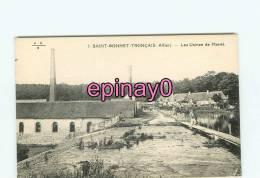 B - 03 - SAINT BONNET TRONCAIS - Usines De Morat - - France