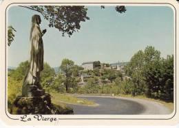 La Salvetat-sur-Agout - Vue Générale Et La Vierge - La Salvetat