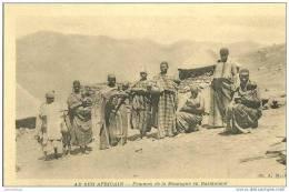 AU SUD AFRICAIN / FEMMES DE LA MONTAGNE EN BASUTOLAND - Lesotho