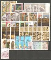 VAN03 - VATICANO 1974/1982 - Condizione Mista - (*/**) - Collezioni
