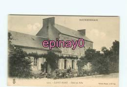 Bf - 03 - SAINT Hotel De Ville - édit. Roche - - France