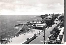 1961 SANTA MARINELLA VIA AURELIA  FG V 2 SCANS ANIMATA - Altre Città