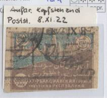 Aserbaidschan - Freimarken 1922 (o / Used) - Michel Nr. 42 K - Azerbaïjan