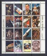 Umm Al Qiwain: History Of Space:1973- Klein Formaat - Umm Al-Qiwain