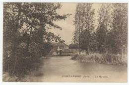 39 - Port-Lesney            Le Moulin - Sonstige Gemeinden