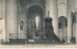 MONTLUCON - Intérieur De L'Eglise Saint Pierre - Montlucon