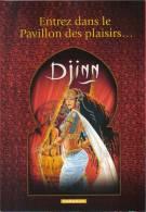 Plaquette Publicitaire Djinn MIRALLES DUFAUX Dargaud 2010 - Autres