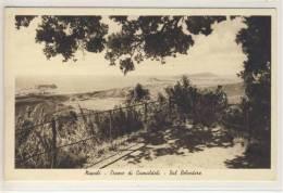 NAPOLI  1937-  Eremo Di Camaldoli - Dal Belvedere - Napoli (Naples)