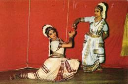 Mohiniaattam Dance -Kerala - India