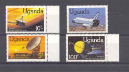 283-286 - Ouganda (1962-...)