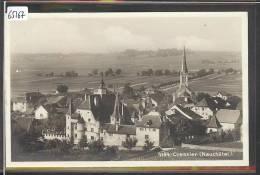 CRESSIER  - TB - NE Neuchâtel