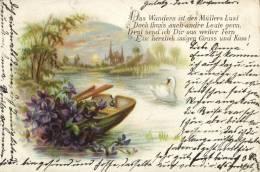 Das Wander Ist Des Mullers Lust. - Postkaarten