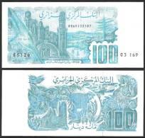 Algerie ALGERIA 100 DINARS 1982 P 134 NEUF UNC - Algeria