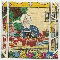 Puzzle :  Mamie  Mamy  NOVA    ( Env. 9 Par 9  Cm) - Andere