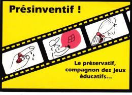 75 PARIS   PRESERVATIF PRESINVENTIF 26 Rue Du Faubourg Saint Jacques  SIUMP - District 14