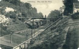 Valkenburg - Weg Naar Den Kluis -1939 ( Verso Zien ) - Valkenburg
