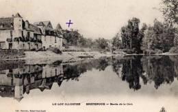 46- BRETENOUX Bords De La Cère - Bretenoux