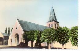 Crespières. L'Eglise. - France