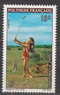 France Colonies, Polynesie 1974 Mi#175 Mint Never Hinged