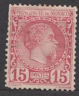 Monaco 1885 Mi#5 Mint No Gum