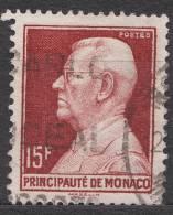 Monaco 1948 Mi#379 Used