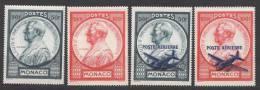 Monaco 1946 Mi#313-316 Mint Never Hinged