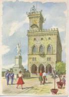 CPM San Marino - Il Palazzo Del Governo - San Marino