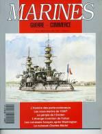 MGC24 - MARINES Guerre - Commerce - Sommaire Détaillé Sur 2ème Photo - Bücher, Zeitschriften, Comics