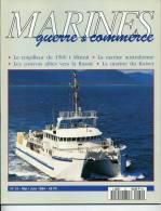 MGC31 - MARINES Guerre - Commerce - Sommaire Détaillé Sur 2ème Photo - Livres, BD, Revues