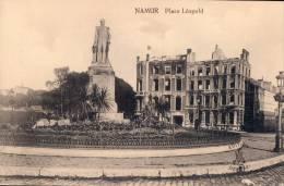 Namur Place Léopold ( Ruines ) - Namur