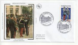 B - Enveloppe Premier 1er Jour FDC First Day Cover Réhabilitation Alfred Dreyfus Mulhouse 2006 - FDC
