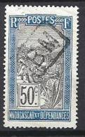 MADAGASCAR   N� 138 OBL TTB RARE