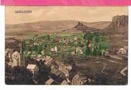 Allemagne : GEROLSTEIN - Gerolstein