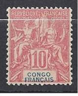 CONGO  TYPE GROUPE  N� 42 NEUF* TTB