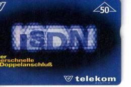 AUSTRIA TELEKOM ISDN  TEMATICA THEMATIC COMUNICAZIONI Télécarte Phonecard Telefonkart - Austria