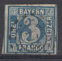 Bayern Minr.2 Gestempelt Offener Mühlradstempel Nr. 173 Günzburg - Bayern