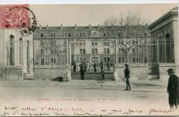 CPA 34 BEZIERS LA CASERNE DE CAVALERIE 1903 - Beziers