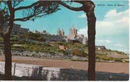 1967 MALTA VIEW OF MEDINA - Malte