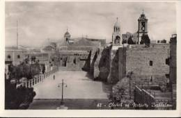 ANNI 60 JCHURCH OF NATIVITY BETLEMME BETHLEHEM - Israel
