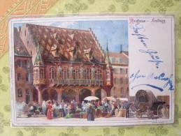 KAUFHAUS FREIBURG   LE MARCHE - Freiburg I. Br.