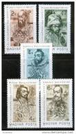 HUNGARY-1987. Medical Pioneers Cpl.Set MNH!! - Medizin