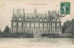 La Ferté Fresnel, Le Château, Côté Sud Ouest, Collection E. Pasquis - Autres Communes