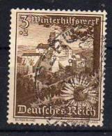 Deutsches Reich 675 O - Oblitérés