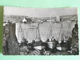 CAMARET - Les Bateaux De Peche Dans Le Port - Camaret-sur-Mer