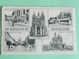 UN BONJOUR DE BONSECOURS - Péruwelz