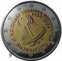 @Y@  Slowakije / Slivensko    2 Euro 2009   Commemorative - Slowakei